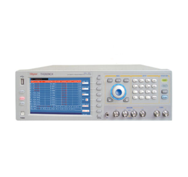 TH2829CX Automatic Transformer Test System Frequency 20Hz—1MHz 20Pin Test