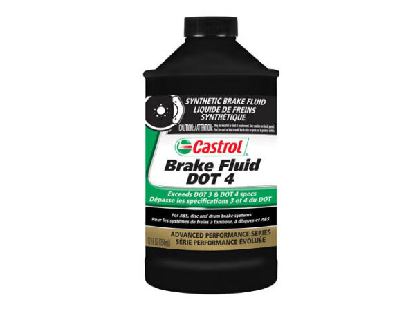 Brake Fluid Castrol DOT 4 (12 oz.) 12509