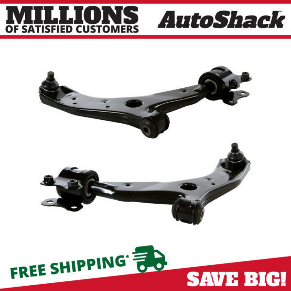 2pc Front Lower Control Arm Ball Joint Pair Set for 06-15 Mazda 5 04-06 Mazda 3
