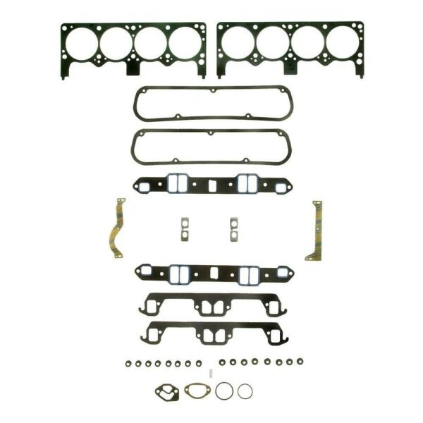 Chrysler Marine 318 gaskets Fel Pro head set Victor oil pan+frontrear seals
