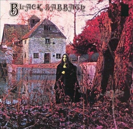Black Sabbath : Black Sabbath Heavy Metal 1 Disc CD