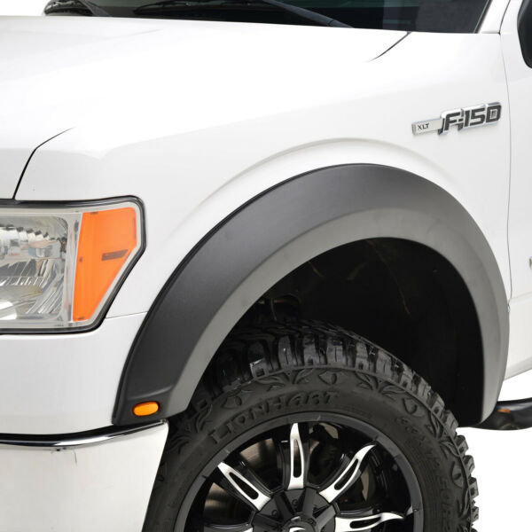 4PC 09-14 Ford F-150 Fender Flares with LED Lights Paramount
