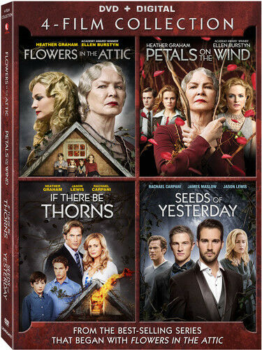 Flowers in the Attic New DVD Gift Set