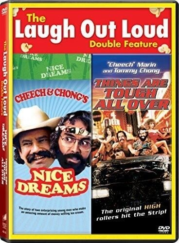 Cheech amp; Chong's Nice Dreams Things Are Tough All Over New DVD $10.20