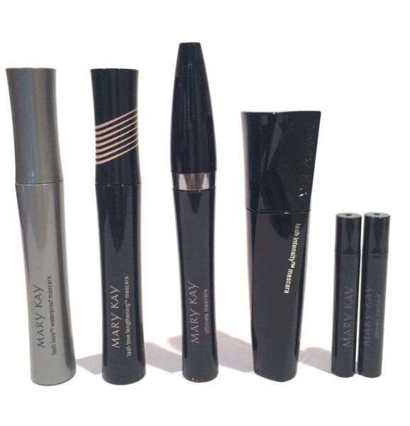 MARY KAY MASCARA~YOU CHOOSE~ULTIMATE~LASH LOVE~INTENSITY~BLACK~BROWN~FAST SHIP!