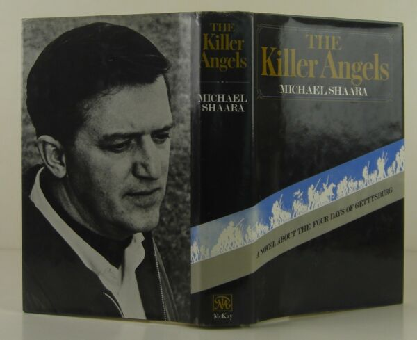 MICHAEL SHAARA The Killer Angels FIRST EDITION