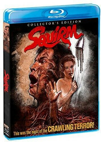 Squirm (Collector's Edition) [New Blu-ray] Collector's Ed Widescreen