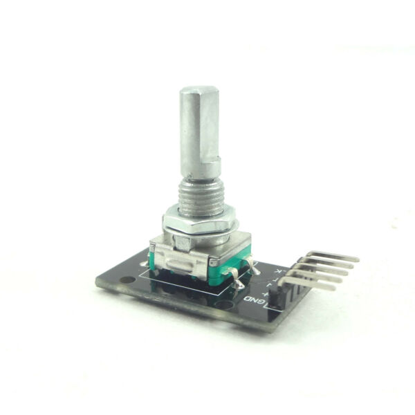 Rotary Encoder Sensor Module w/ Pushbutton Switch KY-040 for Arduino AVR DIY US
