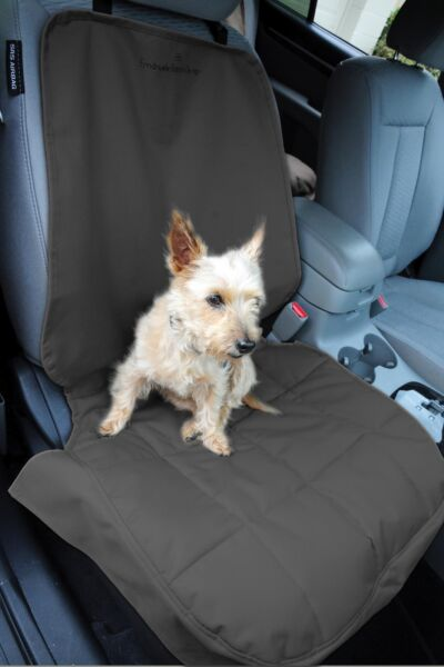 Petego Front Bucket Seat Car Auto Pet Dog Protector Cover Anthracite $23.99