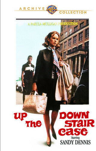 Up the Down Staircase New DVD Mono Sound