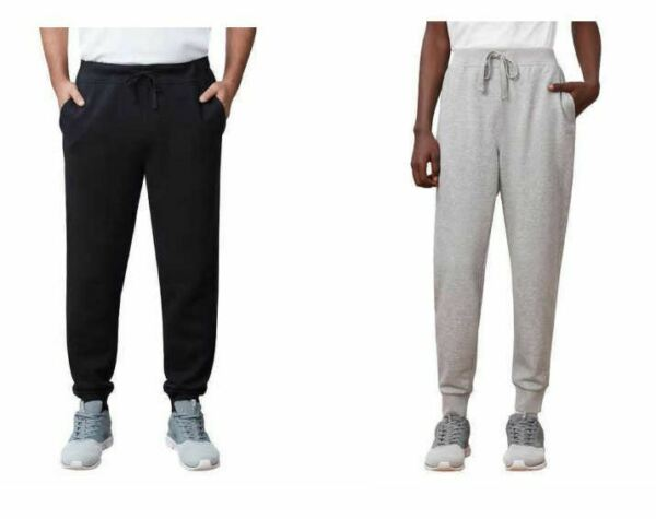 NEW Fila Men's French Terry Athletic Jogger Pants Sweat Pants- VARIETY $9.99