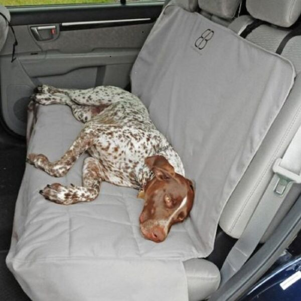 Petego EB Rear Seat Cover Protector XLG Grey $49.99