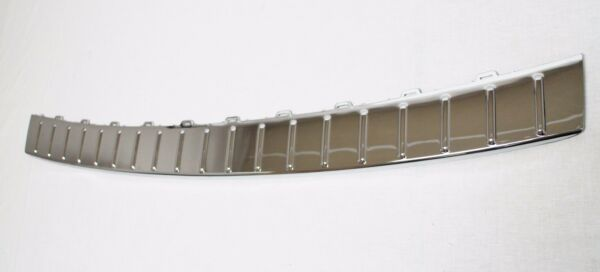 2011 - 2017 Volkswagen Vw Touareg Rear Bumper Cover Moulding Chrome