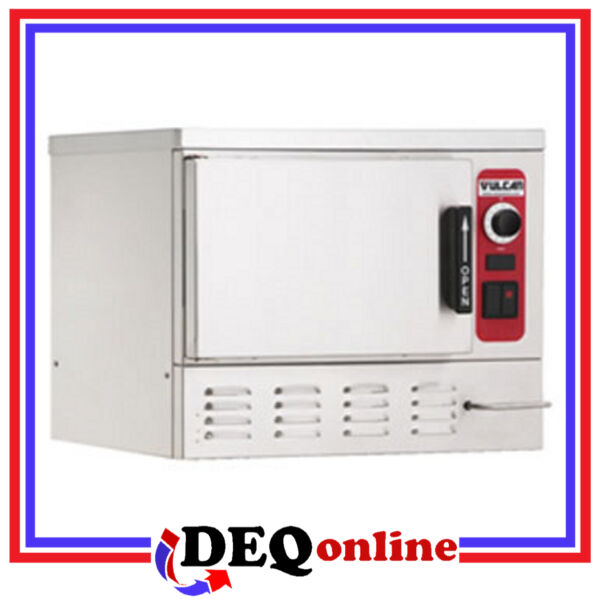 Vulcan C24EA5 DLX Electric Counter Convection Steamer 5 Pan amp; Low Water Energy