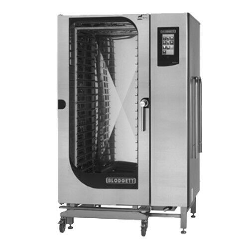 Blodgett BLCT-202G Roll in Gas Combination-OvenSteamer with Touchscreen Control