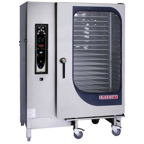 Blodgett BC-20G Roll-in Gas Combination Oven-Steamer