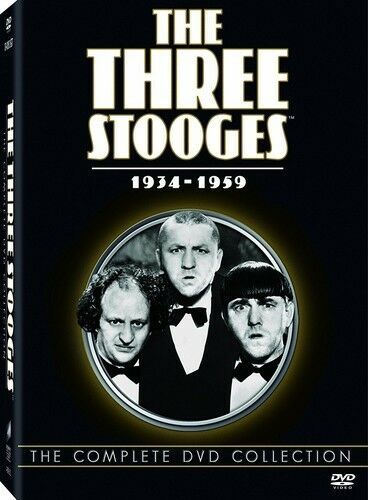 The Three Stooges: 1934-1959: The Complete DVD Collection [New DVD] Boxed Set