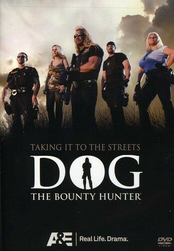 Dog the Bounty Hunter: Taking It to the Streets New DVD $10.47