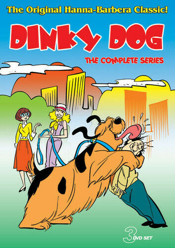 Dinky Dog: The Complete Series New DVD $13.71