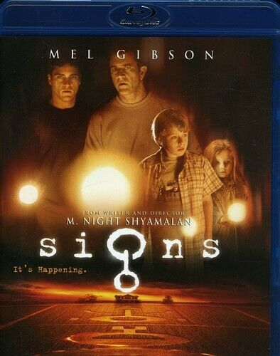 Signs [New Blu-ray]
