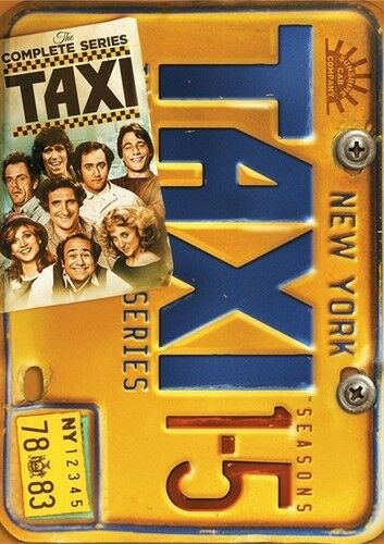 Taxi: The Complete Series DVD