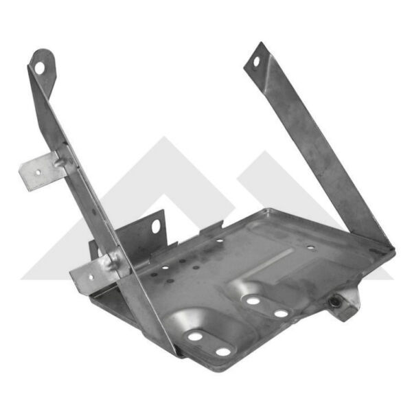 Battery Tray Stainless for Jeep CJ5 CJ7 CJ8 1976 1986 Rough Trail RT34087