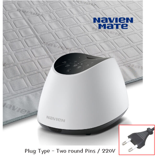NEW Navien Mate Simple Electric Hot Water Mat SlimCushion Type Heating Pad 220V