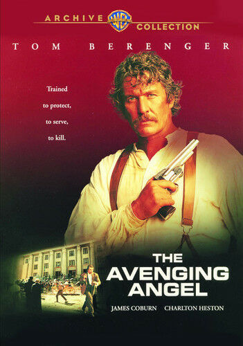 The Avenging Angel New DVD $17.21