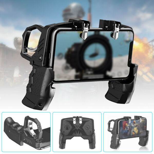 PUBG Game Controller Gamepad Joystick Wireless for Tablet ipad Android IOS Phone $14.48