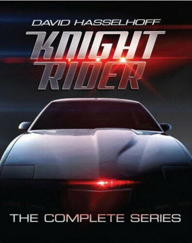 Knight Rider: Complete Series DVD