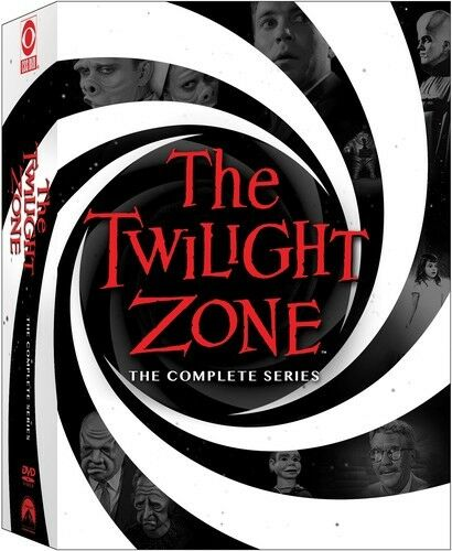 The Twilight Zone: The Complete Series New DVD Boxed Set Full Frame