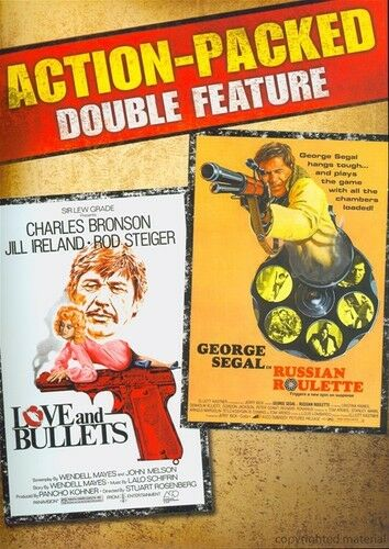 Love and Bullets Russian Roulette New DVD $9.74