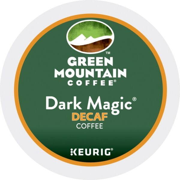Green Mountain Dark Magic Decaf Blend Keurig K-Cups 96 count - FREE SHIPPING