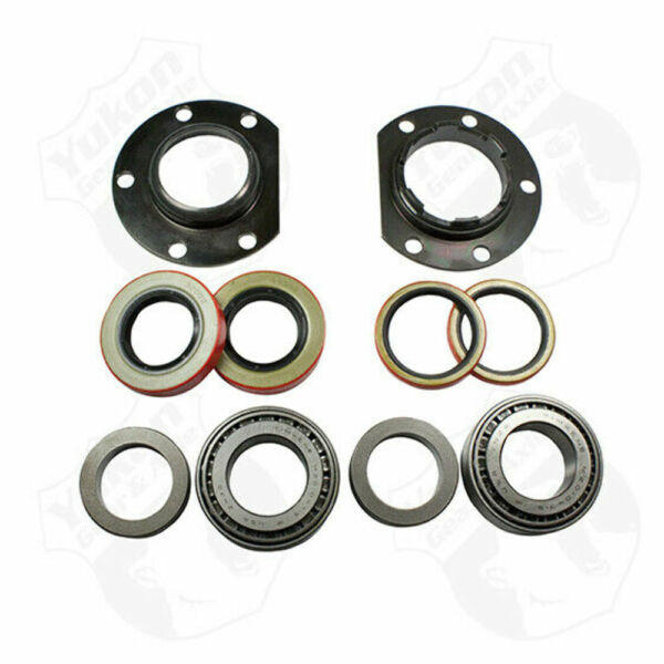 Chrysler 8.75 Inch Rear Axle Bearing And Seal Kit Services Both Sides Yukon Gear