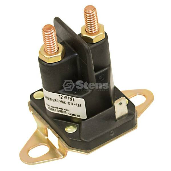 Starter Solenoid Dixon Yazoo Husqvarna Most Riding & Zero Turn Mowers 539101714