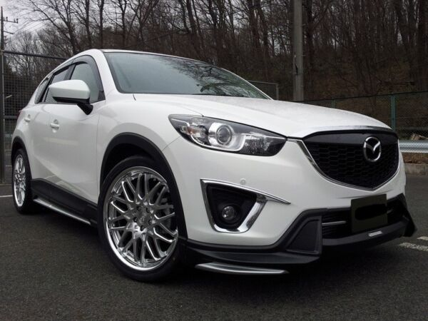 for mazda cx 5 aero body kit front lip side skirts rear painted 2011 2016 $675.00