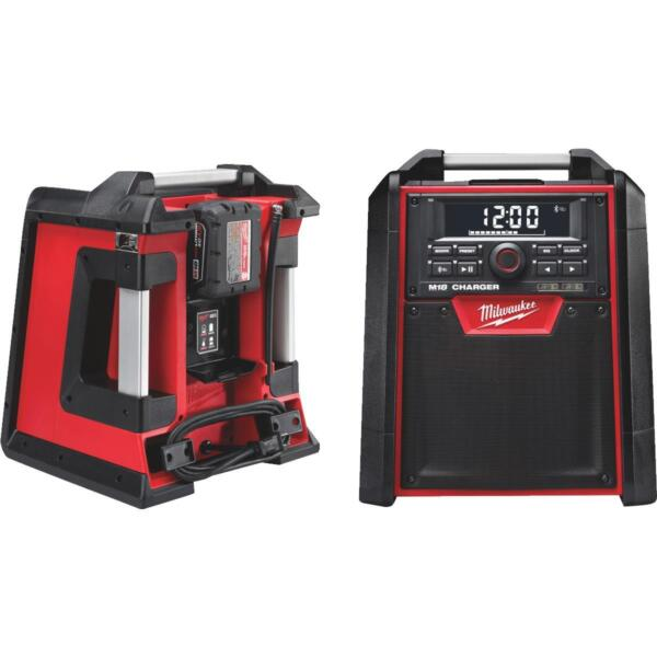 Milwaukee M18 Jobsite Radio/Chargr