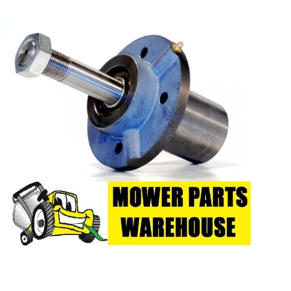 REPLACEMENT DIXIE CHOPPER MOWER DECK BLADE SPINDLE ASSEMBLY 10161 300441 SHORT