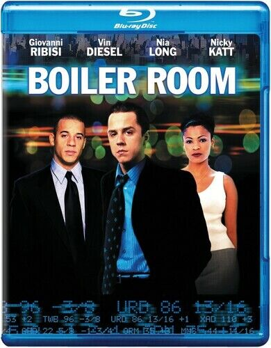Boiler Room New Blu ray Dolby Digital Theater System $12.46