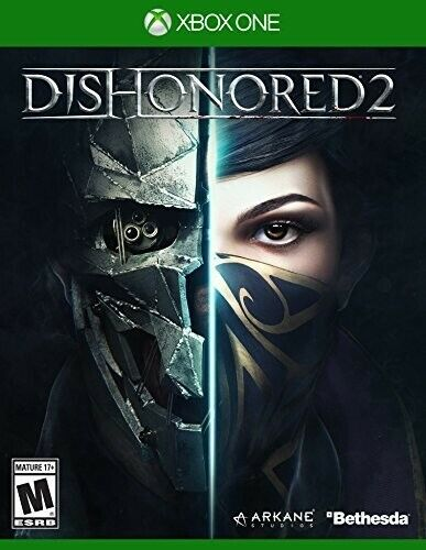 Dishonored 2 for Xbox One XBOX ONE XB1 Action Adventure Video Game $5.98