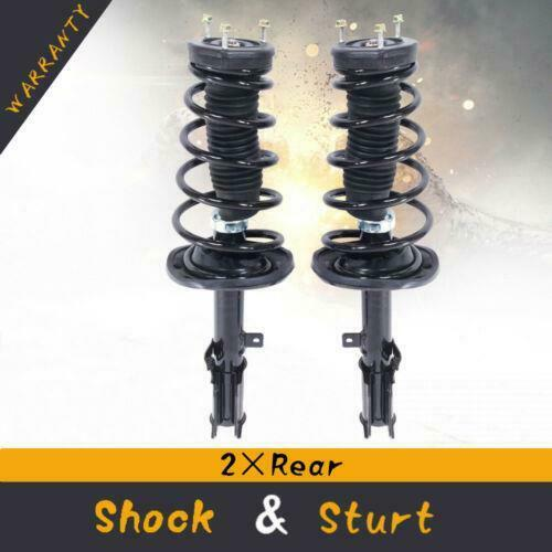 Rear Pair Suspension Struts And Coil Spring Assembly For 2007-2011 Toyota Camry