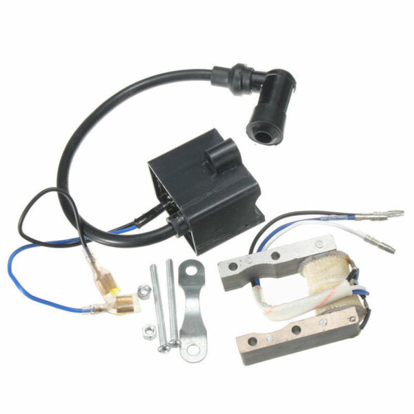 Durable CDI Ignition Coil & Magneto 50cc 60cc 66cc 80cc Engine Motorized Bicycle
