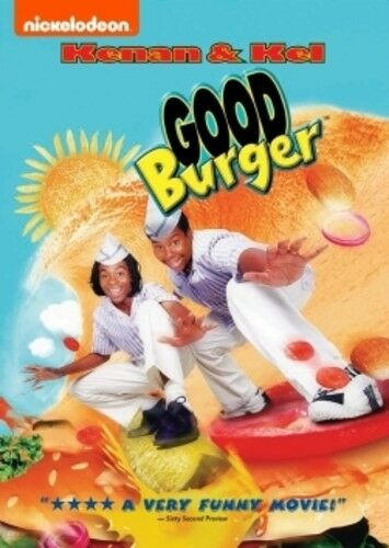 Good Burger [New DVD] Ac-3Dolby Digital Dolby Dubbed Subtitled Widescreen