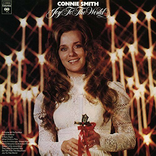 Connie Smith: Joy to the World (Expanded Edition). CD Christmas Holiday Music