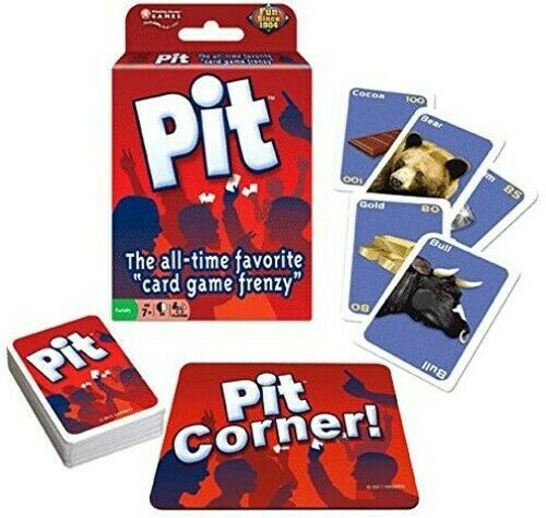 The Pit Game New Board Game