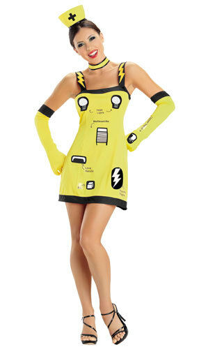 Sexy Operation Board Game Halloween Costumes $17.99