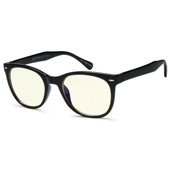 GAMMA RAY Computer Gaming Reading Glasses w/ Magnification Anti Blue Light UV400