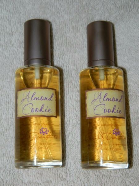 Carols daughter almond cookie spray eau de toilette 2.0 oz New x 2
