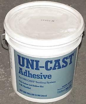 UNITED MCGILL 5656* ONE GALLON PAIL UNI-CAST ADHESIVE 99078