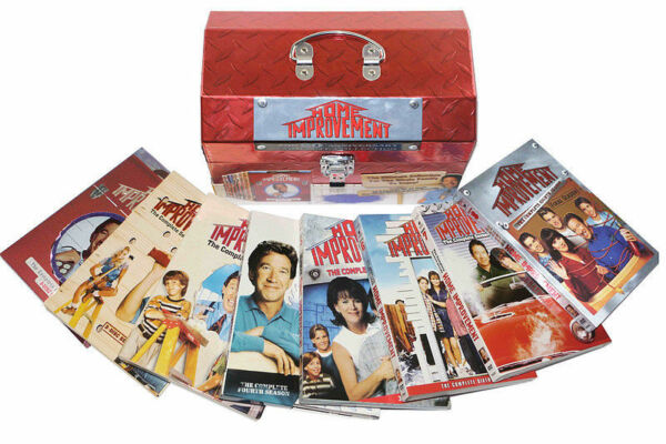 Home Improvement: The 20th Anniversary Complete Collection (DVD, 2011, 25-Disc S